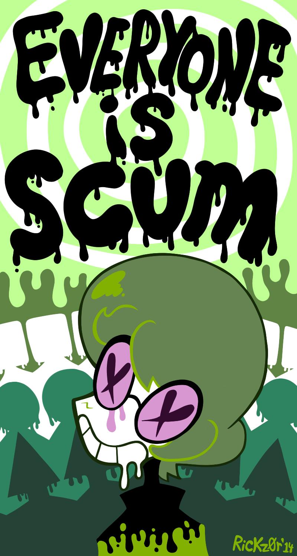 Everyone is Scum