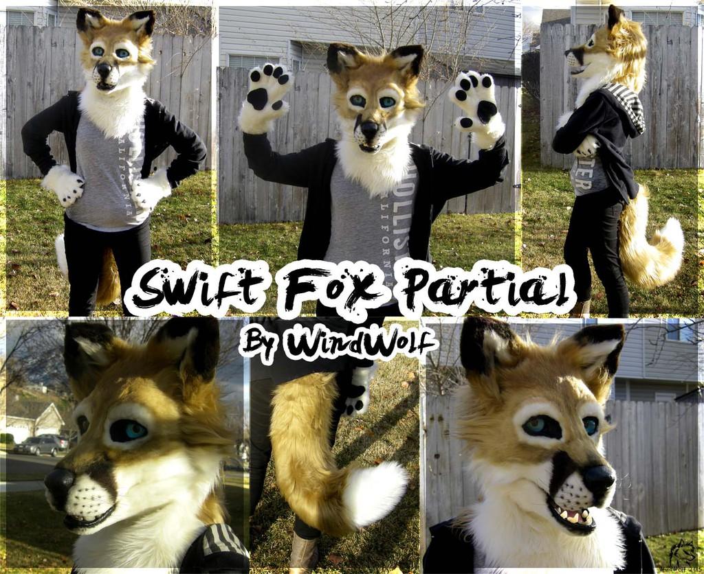 Swift Fox Partial