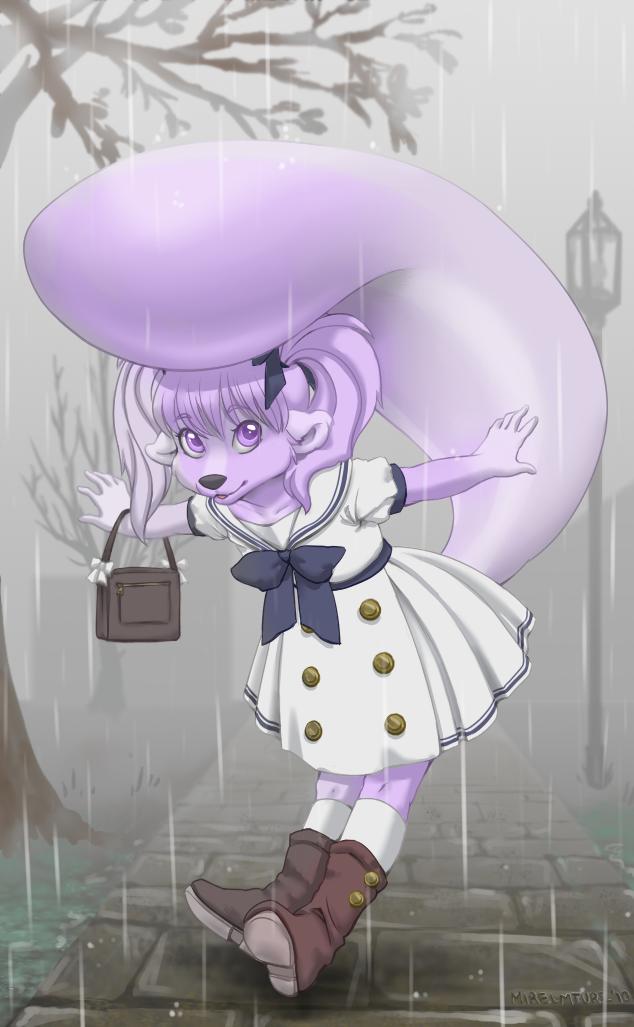 Nanette's Umbrella