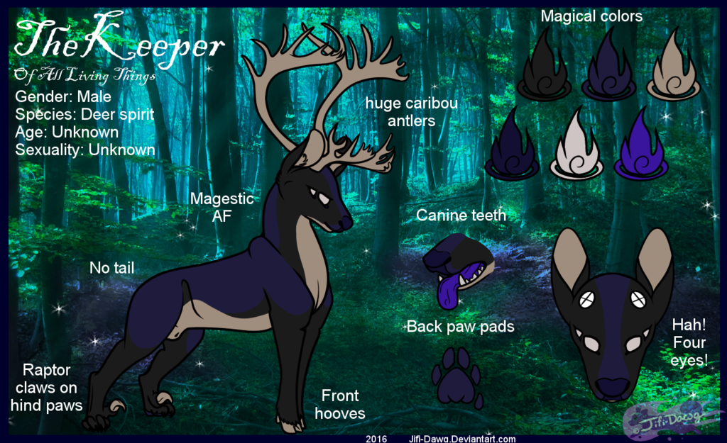 The Keeper Reference 2016
