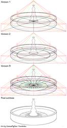 Roulette Wheel WIP -for Skeptic Magazine-