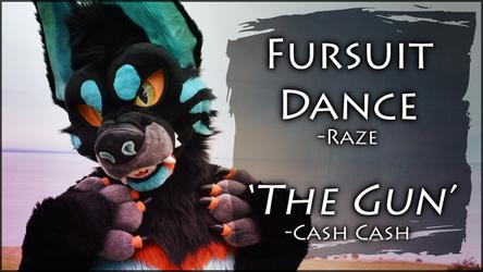 Fursuit Dance - Raze in 'The Gun' by Cash Cash
