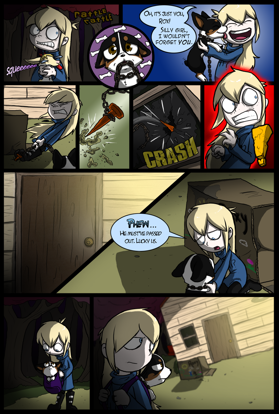Duality Chapter 1 - Page 2