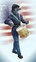 Union Drummer Shark [C]