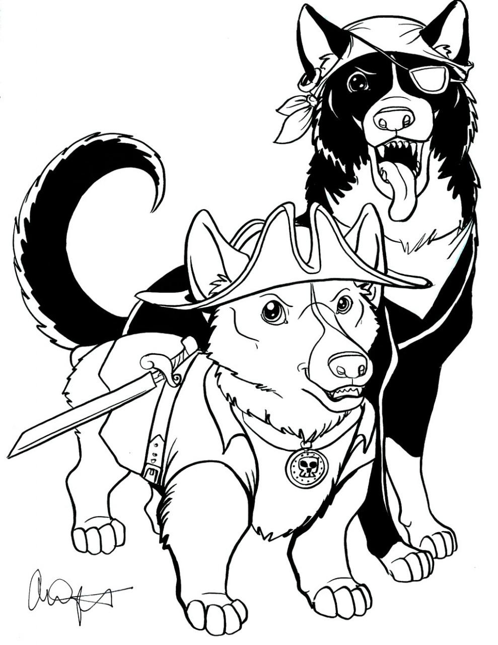 Piratical Puppers