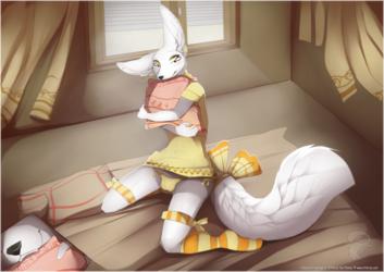 Pillowbiter (by Lycangel)
