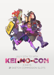 KENNOCON July 12th to 14th