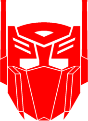 the micro masters autobot logo