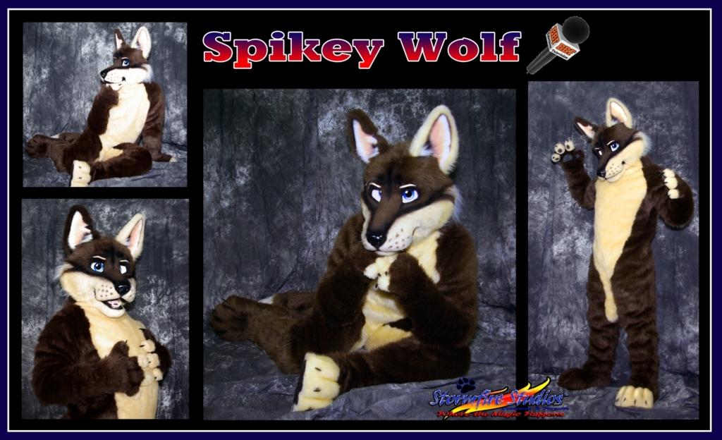 Spikey Wolf