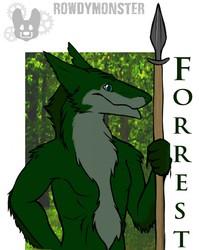 Forrest Badge