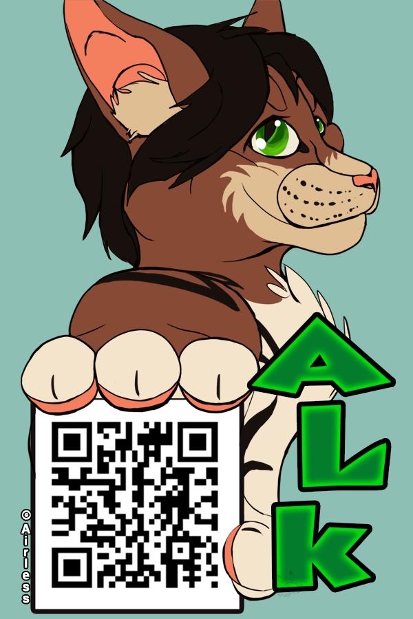 QR Badge: Alkarion