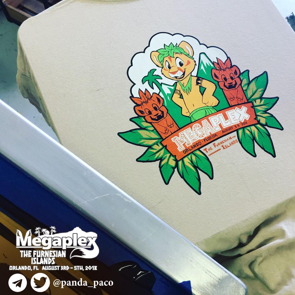 Megaplex T-shirt