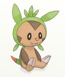 Pokeddexy Day 10: Grass