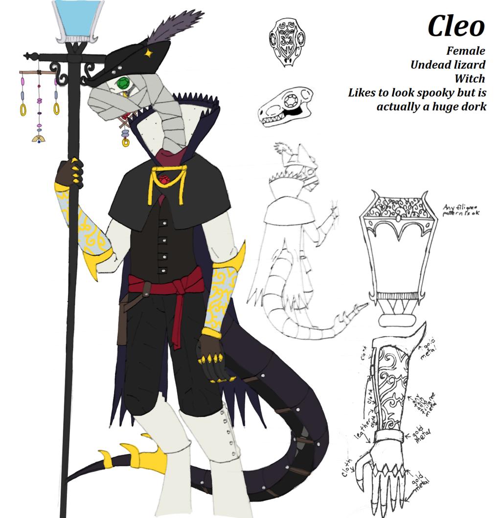 Cleo Ref