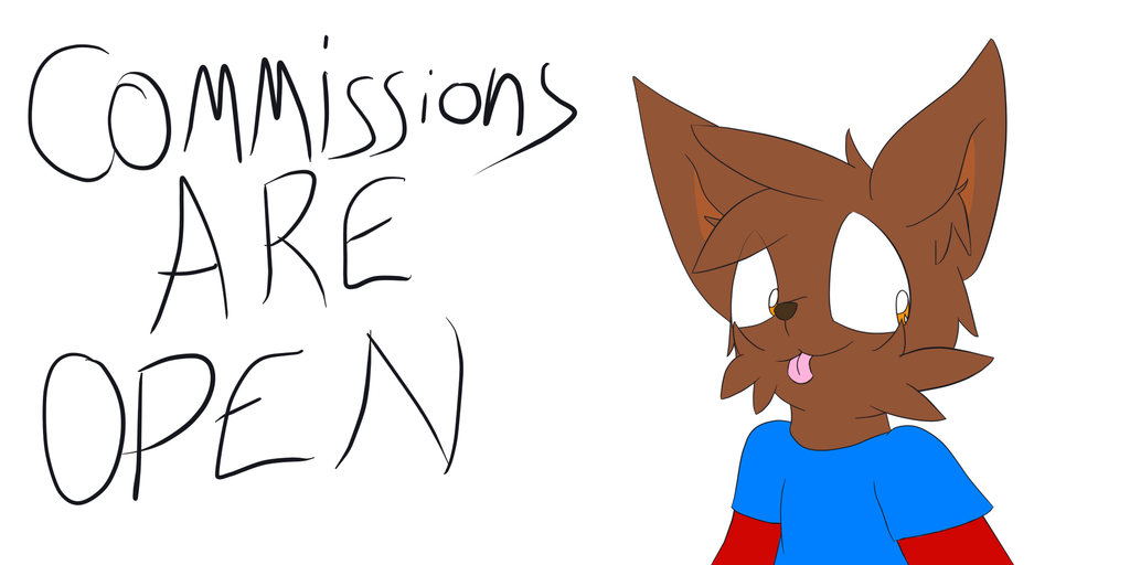 Most recent image: Commissions Open! [All Slots Taken!]