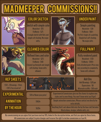 June 2016 Commission Info