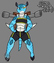 Cannon the Blastoise