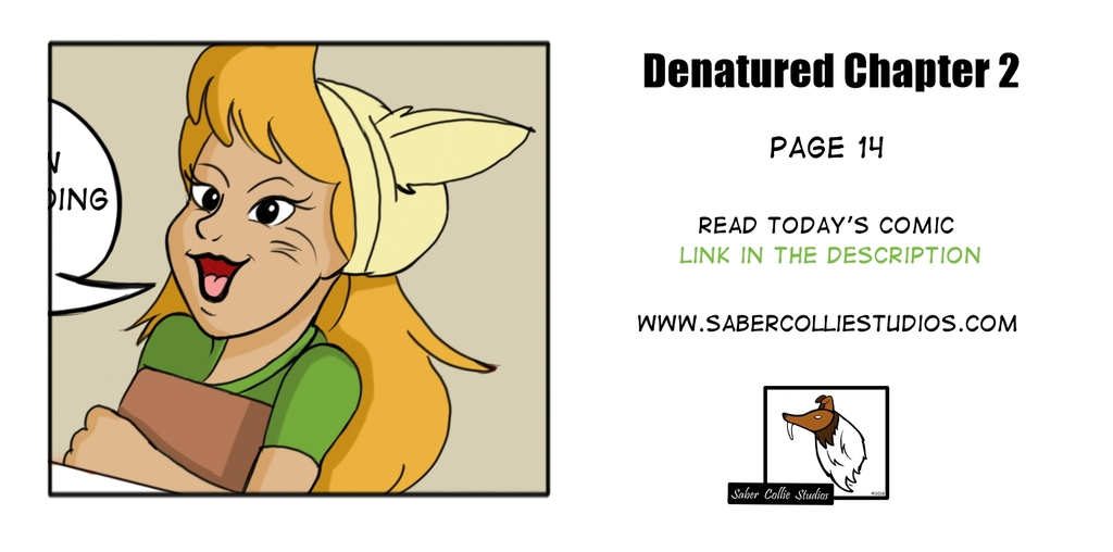 Denatured Chapter 2, Page 14