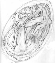 WIP Dragon Egg