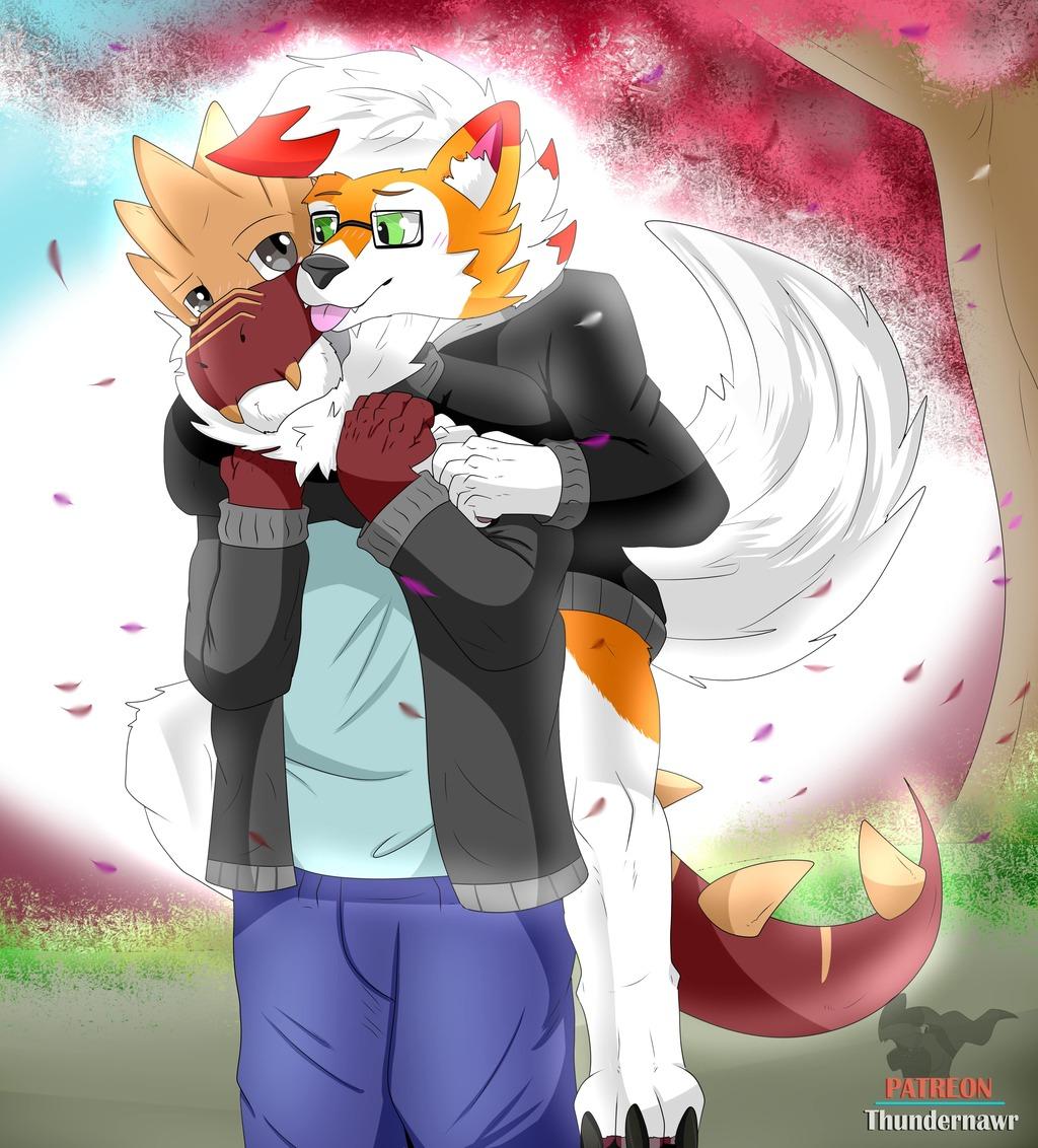 A lovely hug