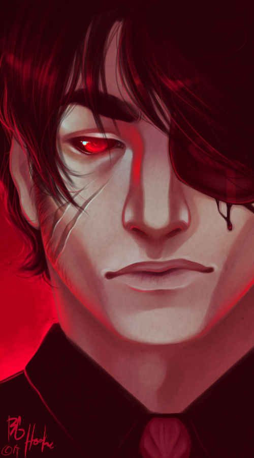 Bust, Speedpaint: Vincere, The Red King