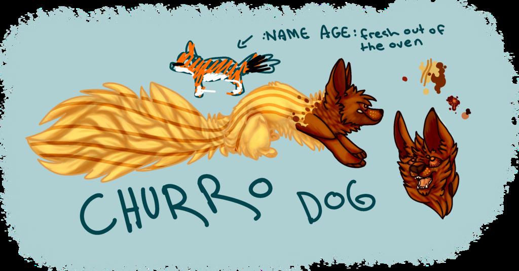 ref:Churro Dog