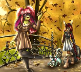 Matt contest - When in autumn