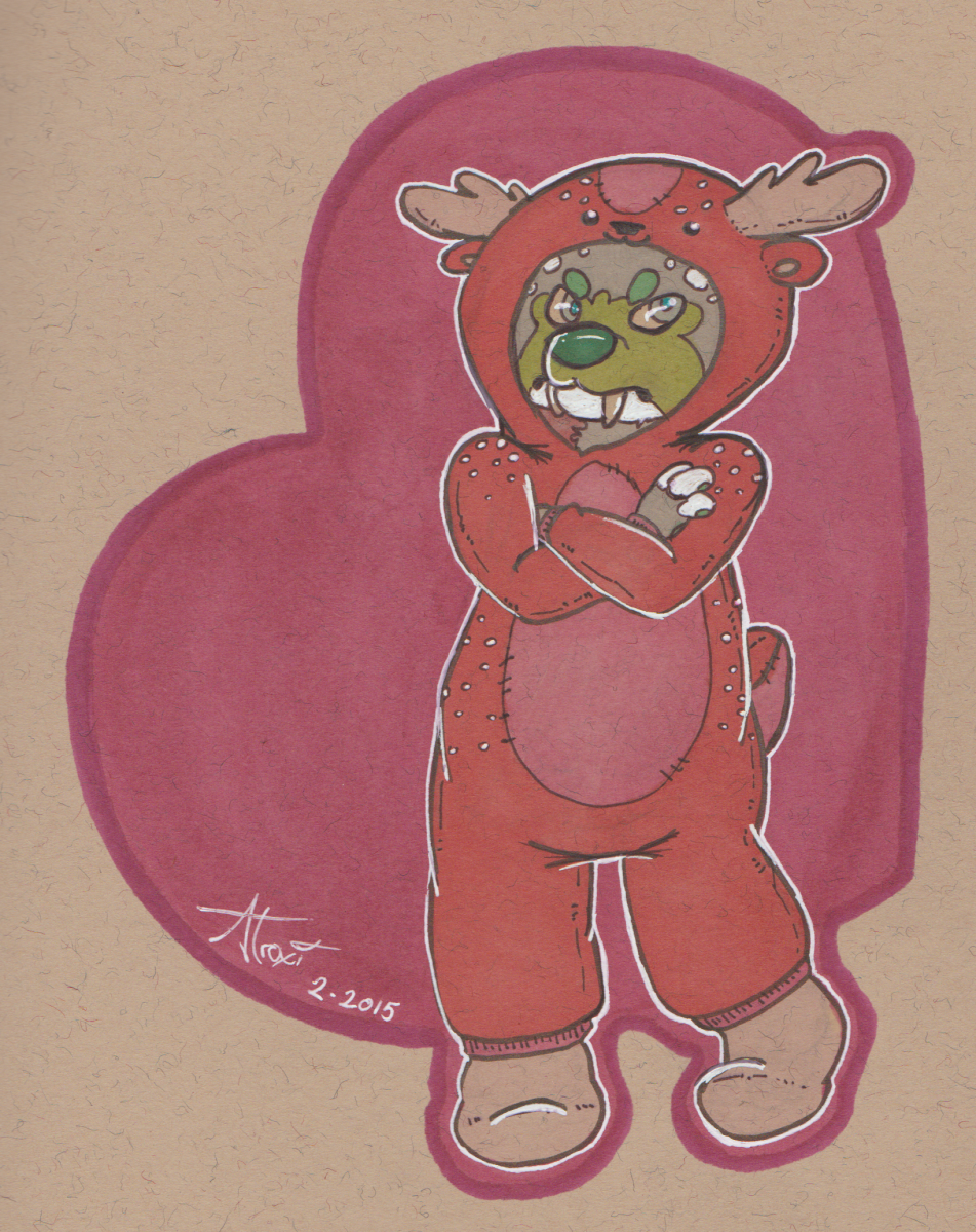 Featured image: Grumpy Valentines