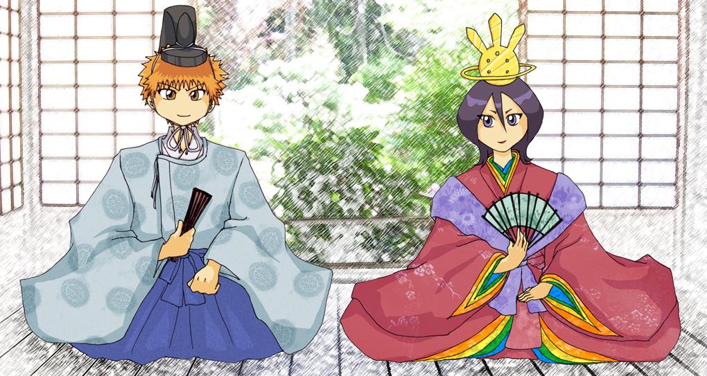 Ichi x Ruki Hina Matsuri