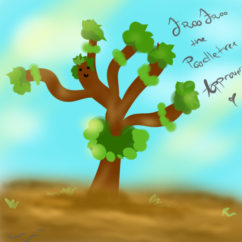 FrooFroo the Poodletree