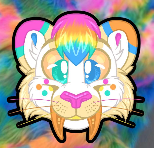 Icon - By SleepyChi - Crunch the Birthday cake Sab