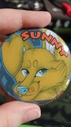 Custom button comm - Sunny