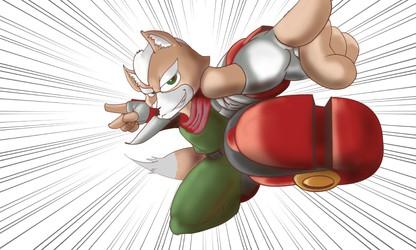 StarFox: Fox McCloud