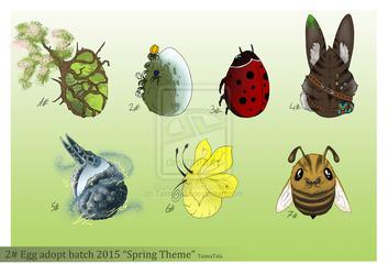 Egg adopts 7# (Spring Theme) -OPEN- (3/7)