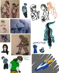 Buncha doodles