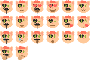 Emojis commission