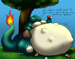 [c] Pokemon Buffet