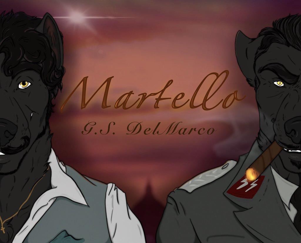 Most recent image: Martello- G.S. DelMarco