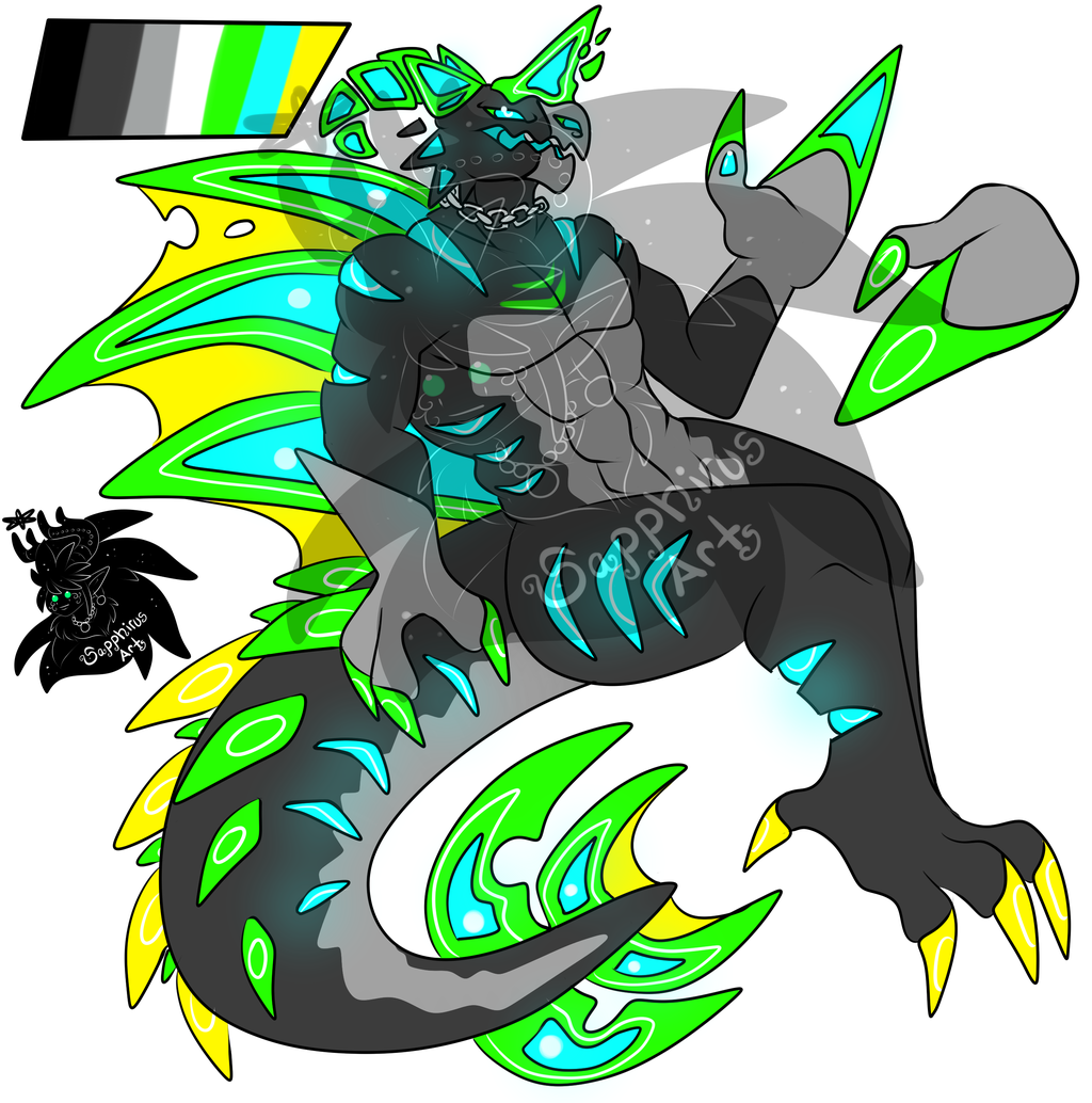 Male Phantom Beast +Design for Sale+