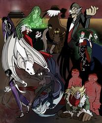 Nigota: City of Vampires