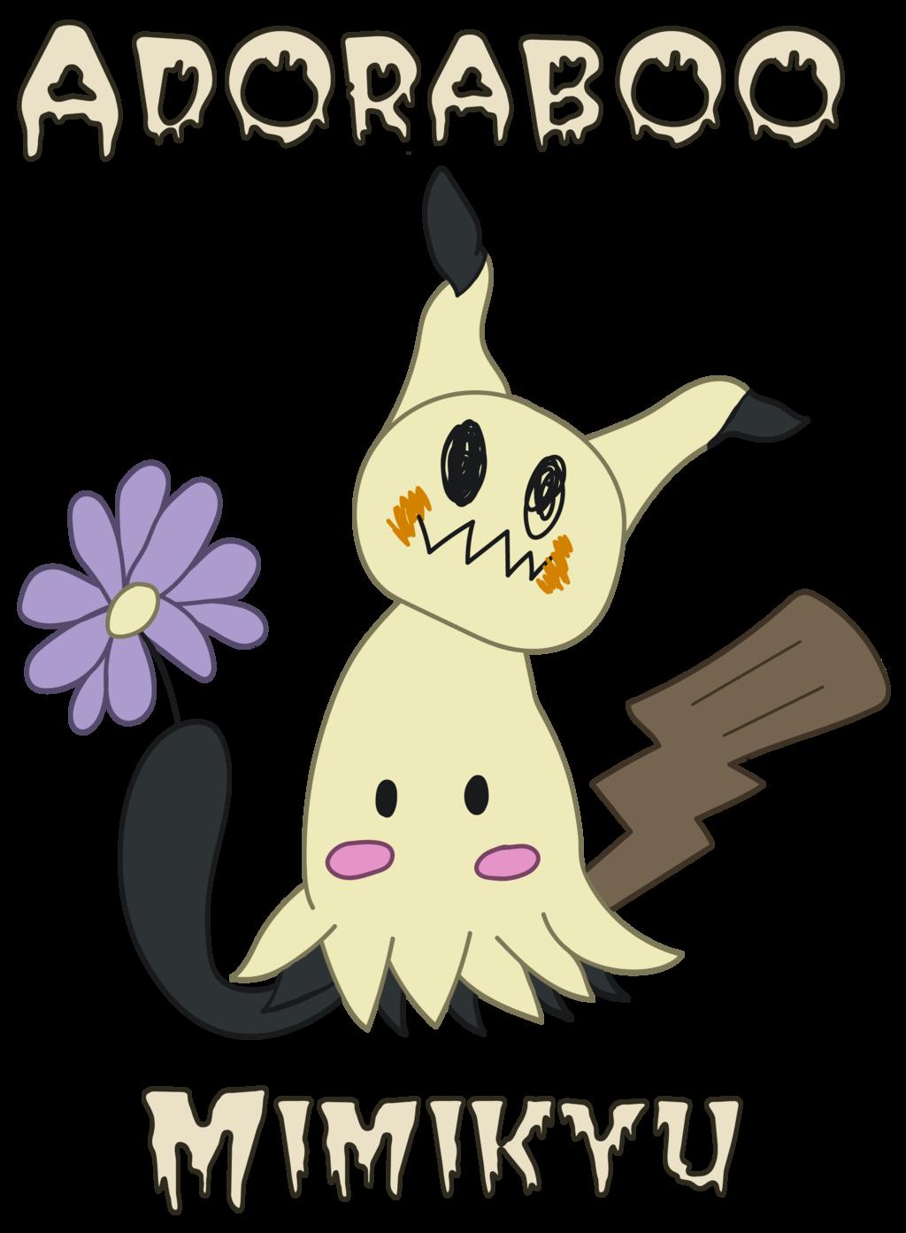 Adoraboo Mimikyu