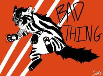 BAD THING (+ Speedpaint)