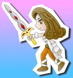 Final Fantasy IX Beatrix