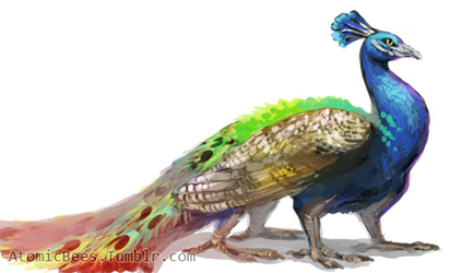 Monsterconcept.peacock