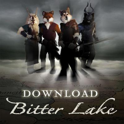 Full HD Bitter Lake + Fox Amoore's soundtrack album