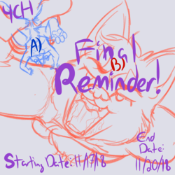 In For a Treat [YCH Final Reminder]