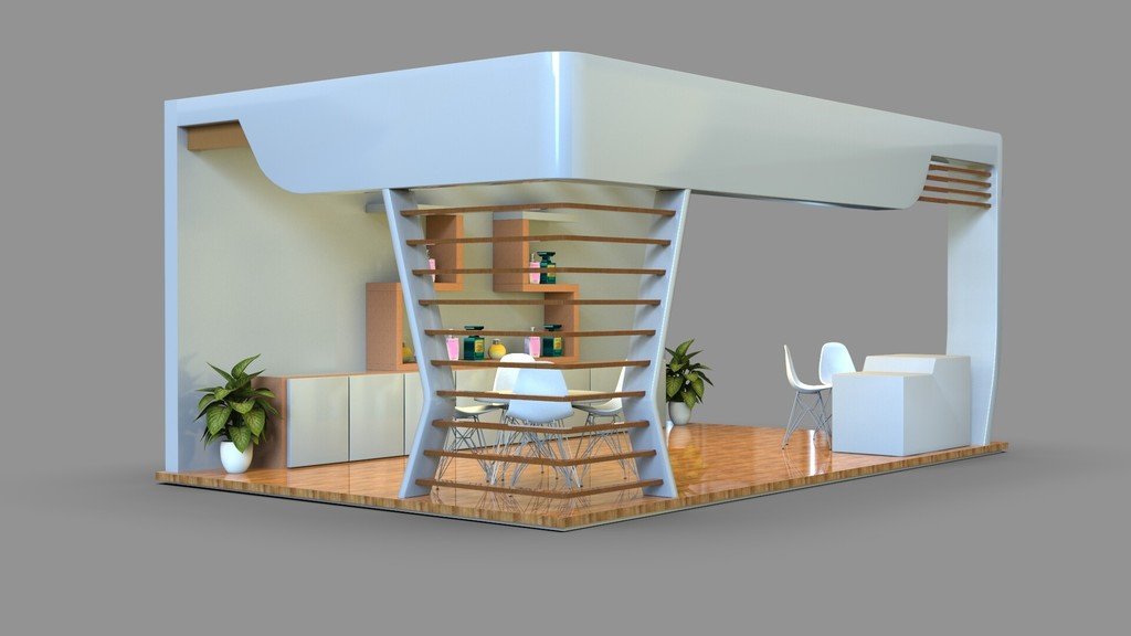 Most recent image: Exhibition Stand
