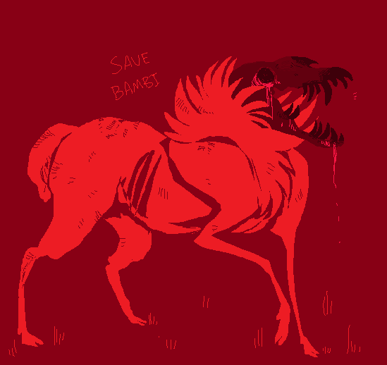 save bambi