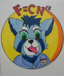 FCN Badge- Mad Science!