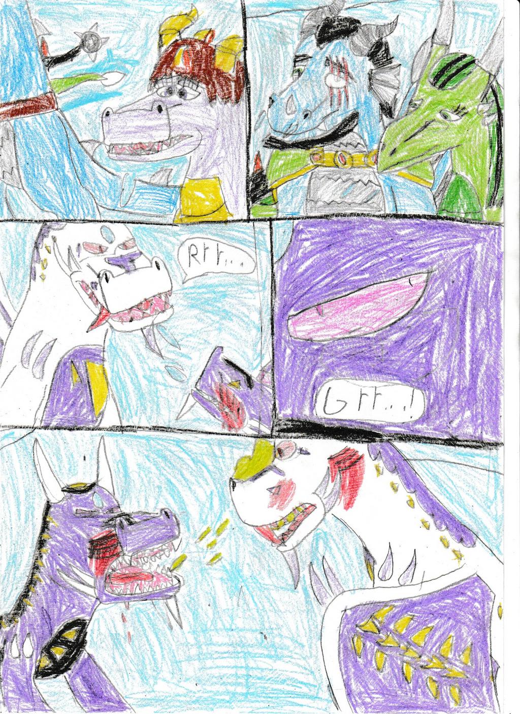 Legend of dragon: Outcast:Pg 152